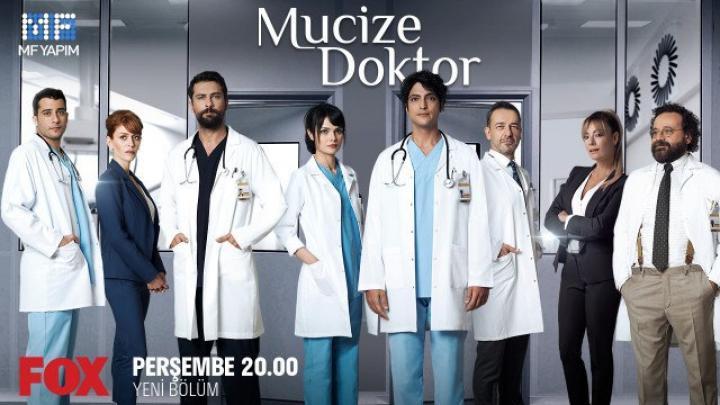 مسلسل الطبيب المعجزة الحلقة  30 مترجم